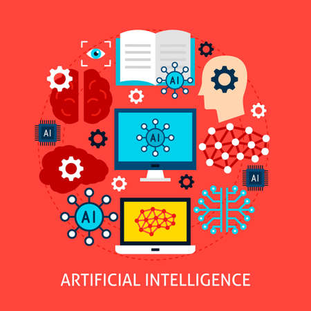 Artificial Intelligence Flat Concept