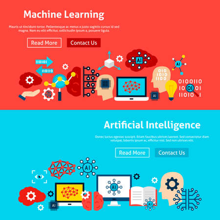 Website Machine Learning Banners