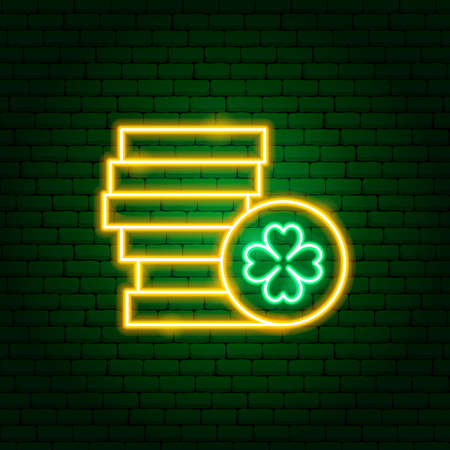 Irish Gold Neon Sign