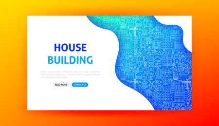 House Building Landing Page