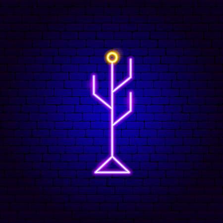 Rack Neon Sign