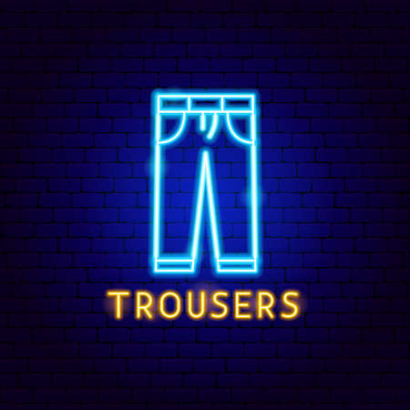 Trousers Neon Label