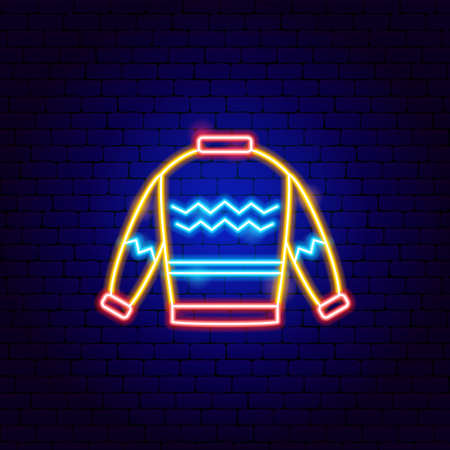 Sweater Neon Sign