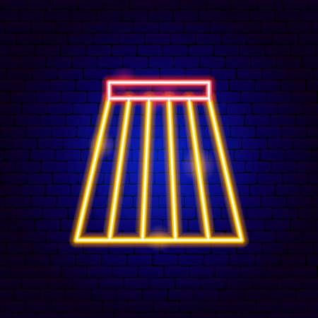 Skirt Neon Sign