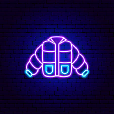 Jacket Neon Sign