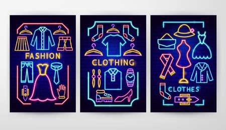Clothes Fashion Flyer Concepts