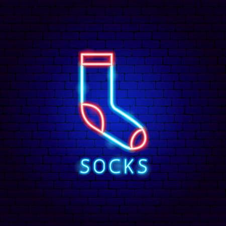 Socks Neon Label