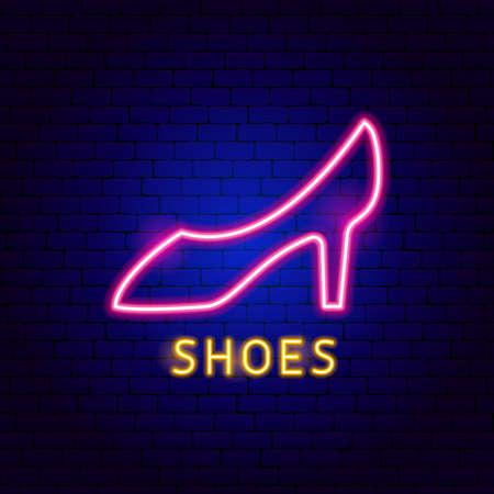 Shoes Neon Label