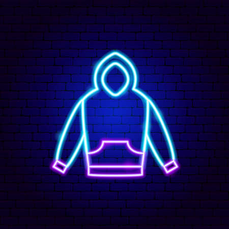 Pullover Neon Sign