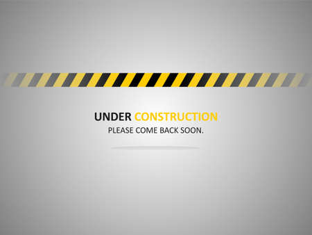 website under construction: Under Construction Website White
