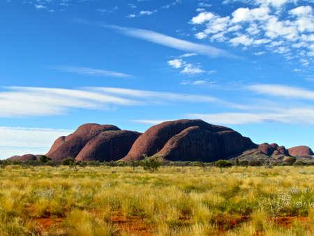 Olgas Australia Outback