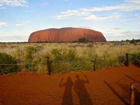 ayers: Austarlia Uluru greeting