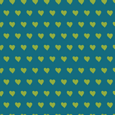 seamlessly: Seamless pattern with little hearts. Perfect for background and scrapbooking paper Illustration