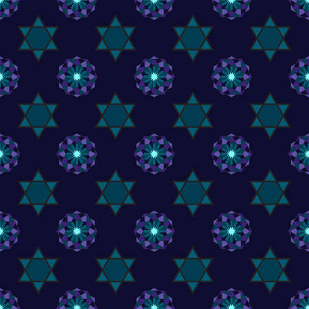 Sacred geometry pattern in . Arabic pattern background