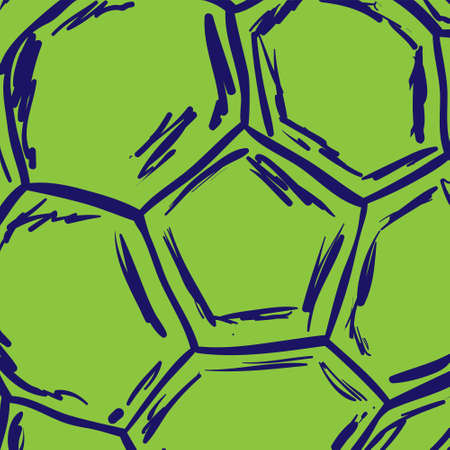 Concept  pattern for Euro 2016 France football championship with soccer ball
