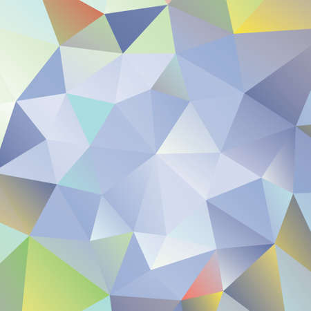 triangle shaped: Abstract color triangle pattern in . For web, textile, prints.