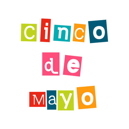 Cinco de mayo Pinata icon in flat style. For print, web, creative design. Vector illustration Illustration