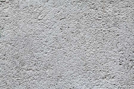 Rough light gray concrete outdoor wall texture Stock Photo