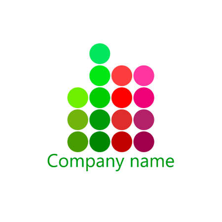 Logo design. Vector illustration.company logo design background Stock Vector - 79091837