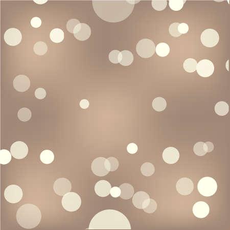 Vetor abstrato bokeh de fundo. Luzes desfocadas festivas. Foto de archivo - 90584373
