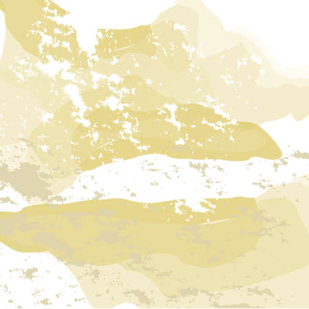 Unique vector background. Hand drawn watercolor vector textures.