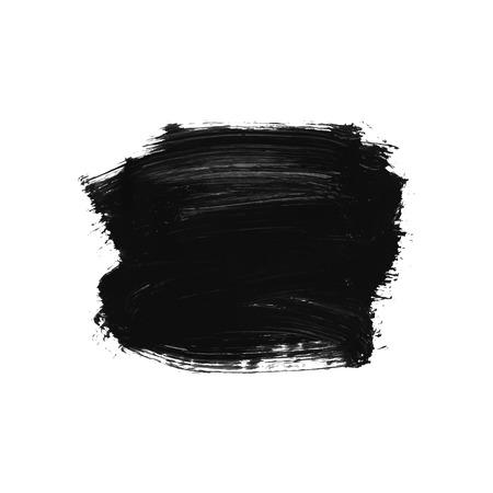 broad: Broad brush strokes. Vector grunge texture.