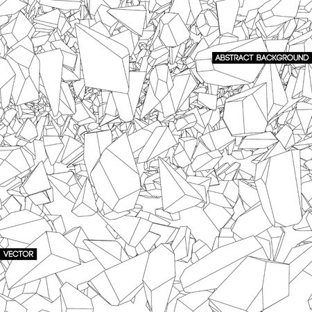 broken texture. abstract background 向量圖像