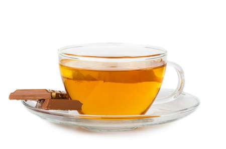 british cuisine: Cup of tea