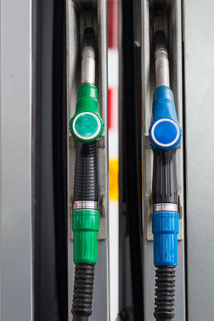 Fuel pumps photo