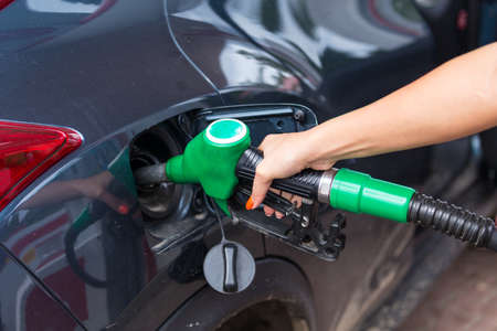 Buying petrol