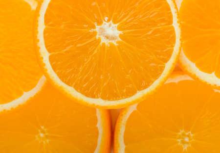 orange fruit background Stockfoto