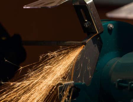 sharpening process: sharpening process