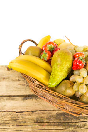 mix of fruits photo