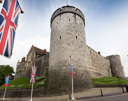 the residence: Famouse windsor castle in London - Quinns residence
