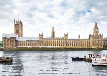 houses of parliament: Houses of Parliament in London UK Editorial