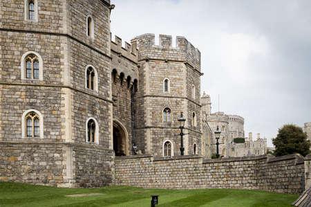 윈저 성 관광 영국 영국 영국