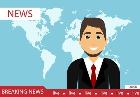 Leading news programs, Latest news, World News