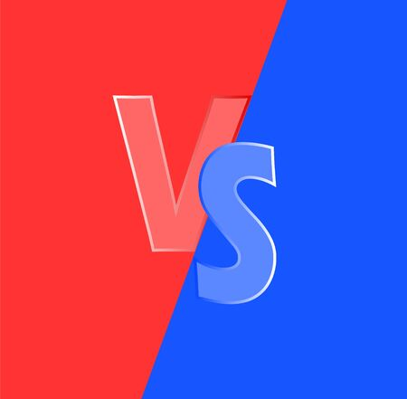 Versus , VS letters for sports