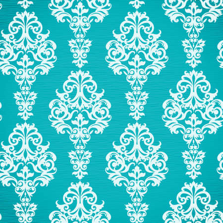 victorian wallpaper: Vector seamless pattern with swirls and floral motifs in retro style. Victorian background of light pink color. It can be used for wallpaper, pattern fills, web page background, surface textures.