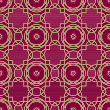 checkered scarf: Traditional strict pattern with a geometrical ornament. Endless abstract background. Mens fashion. It can be used for wallpaper, pattern fills, web page background, surface textures.