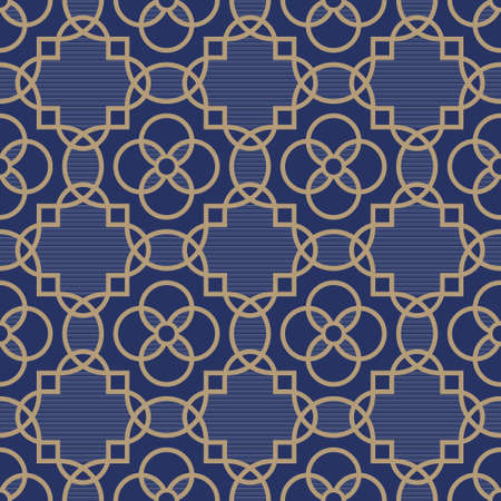 masculine: Traditional strict pattern with a geometrical ornament. Endless abstract background. Mens fashion. It can be used for wallpaper, pattern fills, web page background, surface textures.