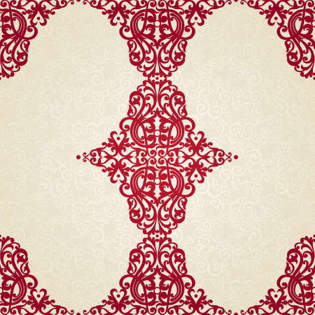 filigree: seamless pattern, filigree background