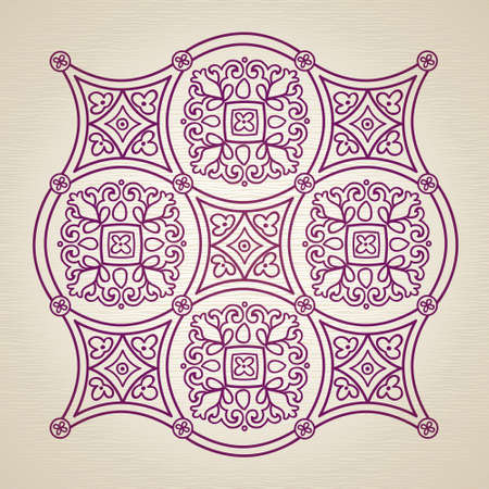 rugs: Ornamental lace pattern. Floral background with many details. It can be used for decorating of wedding invitations, greeting cards, decoration for bags and clothes. Illustration