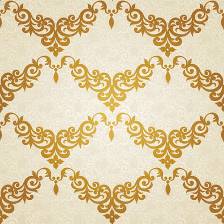 embroidery designs: seamless background in Victorian style.
