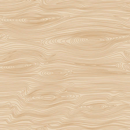 floorboard: Seamless linear pattern with light wood texture. Wooden background. Vector illustration.