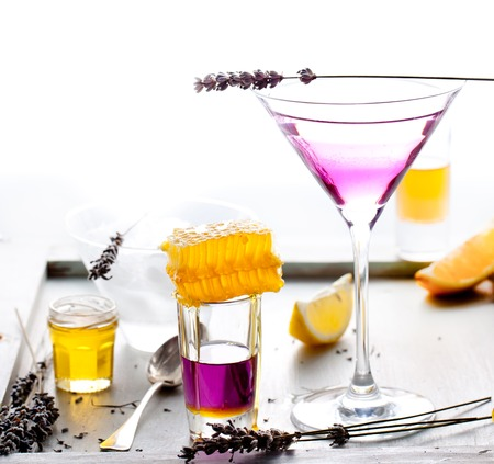 Cosmopolitan MARTINI cocktail . Vermouth. Cocktail on a white background.
