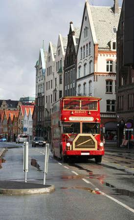 doubledecker: Bergen double-decker