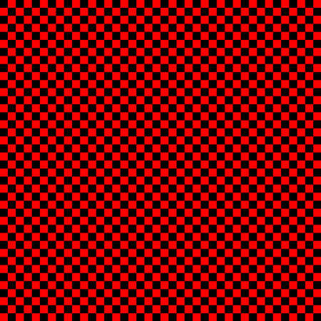 red and black squares Illustration