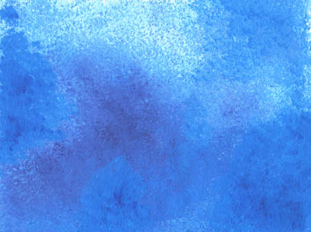 Blue background acrylic on canvas hand drawn texture. Abstract dark blue marbled random background with copy space for marketing concepts