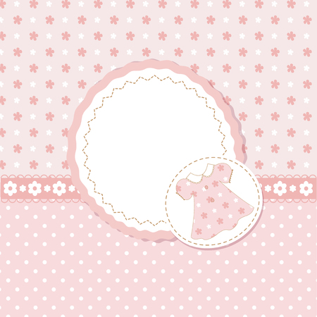 shower curtain: Baby girl shower with dress
